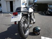 zuniさんのGB250 CLUBMAN (クラブマン) リア画像