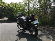 サーパァーさんのVERSYS-X 250 ABS TOURER リア画像