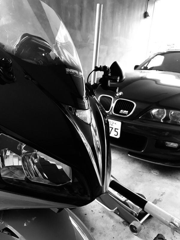 BMWz4さんのCBR1000RR(SC57)後期