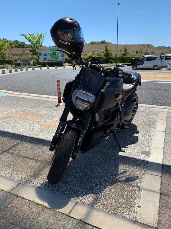 bmw435さんのDiavel Diesel