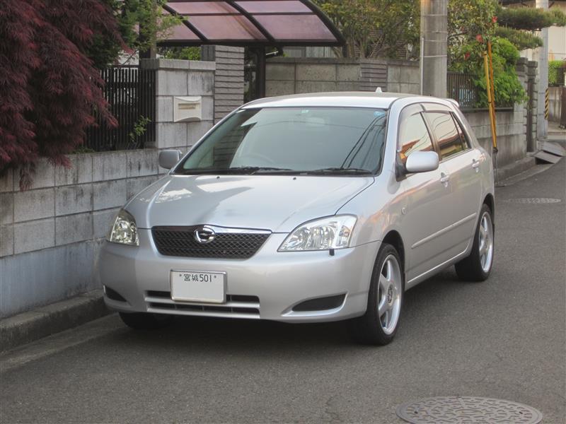 カローラランクス(トヨタ)   mikkoの愛車   みんカラ