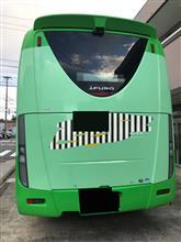 がらさん@大阪の福岡人さんのエアロエース リア画像