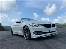 TOMsBMWさんの愛車:BMWアルピナ B4 BiTurbo カブリオ