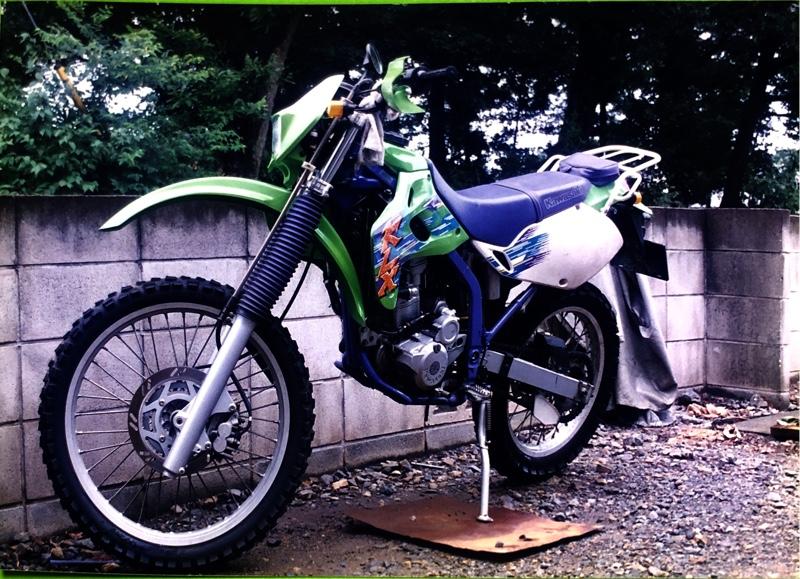 カワサキ KLX250ES