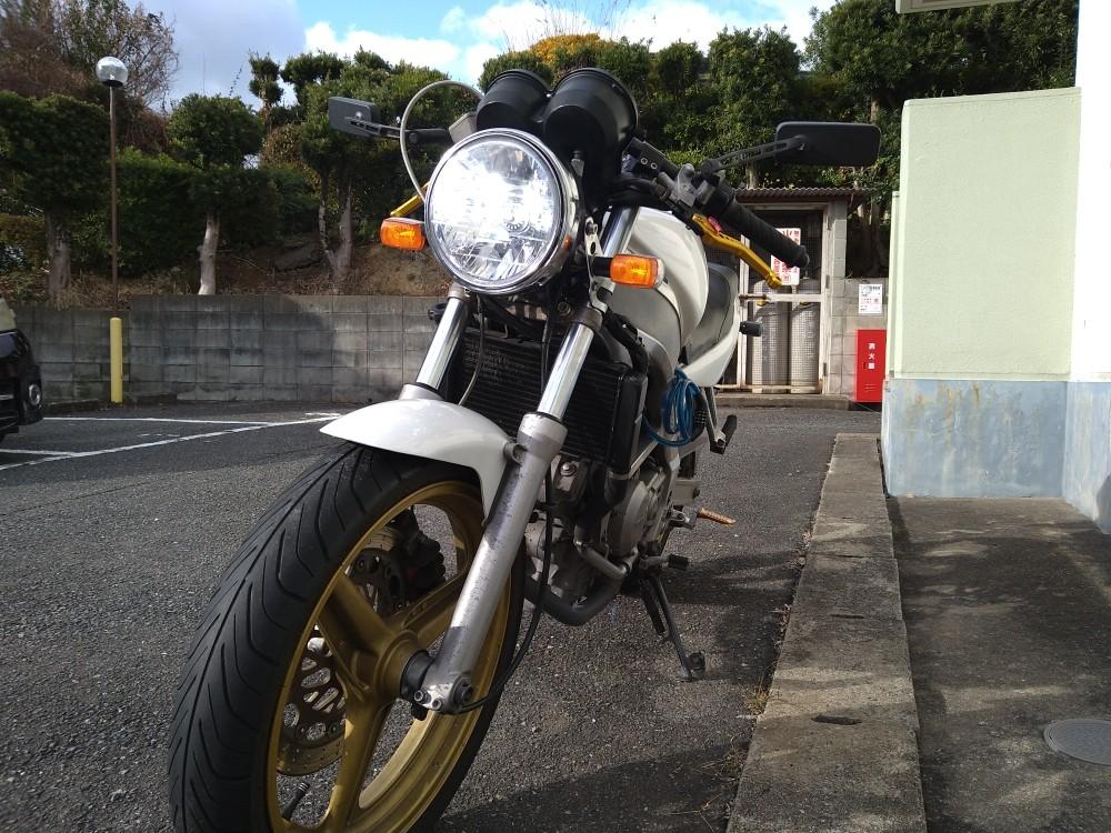 ホンダ VT250 SPADA (スパーダ)