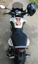 roadster金狼さんのMANA850GT インテリア画像