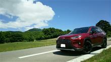 赤石円汰さんの愛車:トヨタ RAV4ハイブリッド