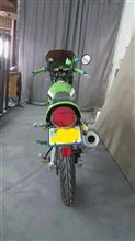 ヨシモTさんのMBX50 リア画像
