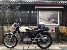 熊本カビゴンさんのGB250 CLUBMAN (クラブマン) リア画像