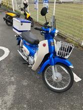 I like blueさんのスーパーカブ110_JA44 左サイド画像
