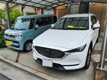 みおたくぱぱさんの愛車:マツダ CX-8