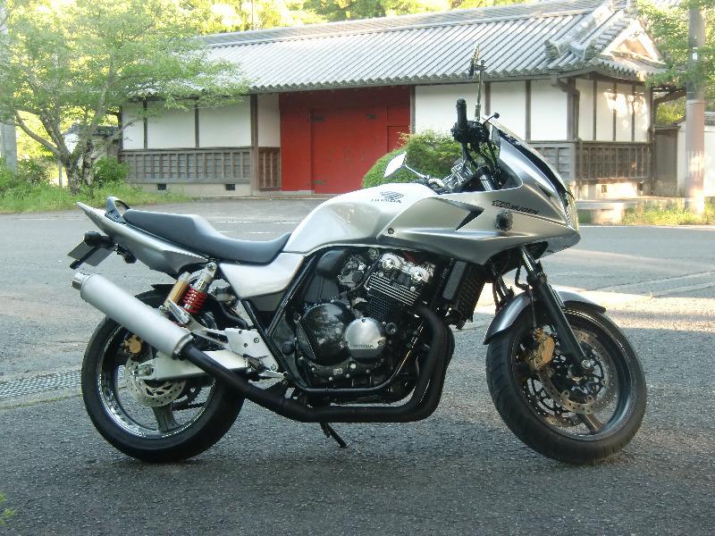 ホンダ CB400 SUPER BOL D'OR (スーパーボルドール)