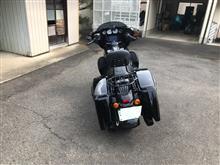 ことちゃんGifuさんのストリートグライドスペシャル リア画像