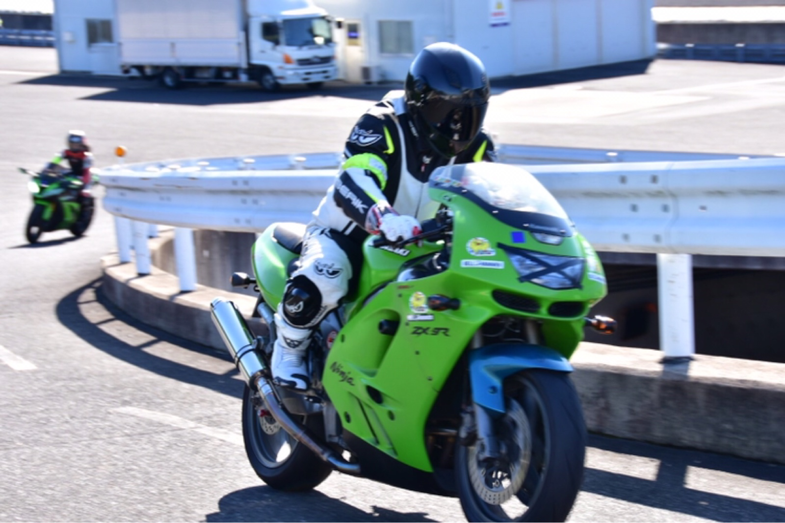 takeshi.さんのZX-9R B型