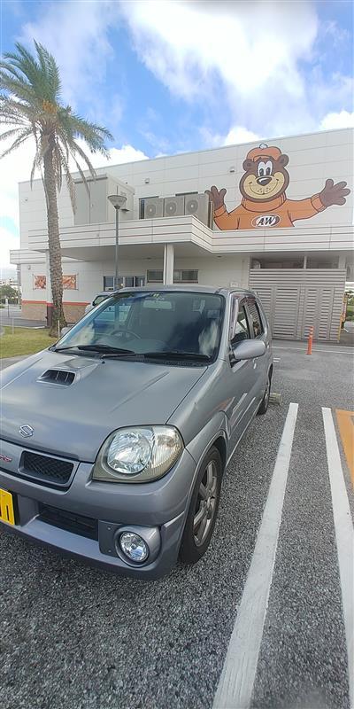 スズキ Keiワークス