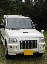くーのるさんの愛車:三菱 パジェロミニ