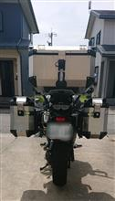 Kama-GさんのXT1200ZEスーパーテネレ リア画像