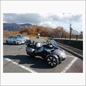 Gon sanさんのcan-am Spyder F3 Limited