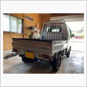 SHUGOさんのサンバートラック