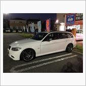 kumachii さんの愛車「BMW 3シリーズ ツーリング」