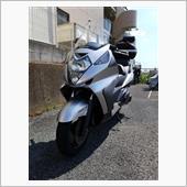 +One-jpさんのシルバーウイング<400>ABS