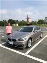 koumapapaさんの愛車:BMW 5シリーズ セダン