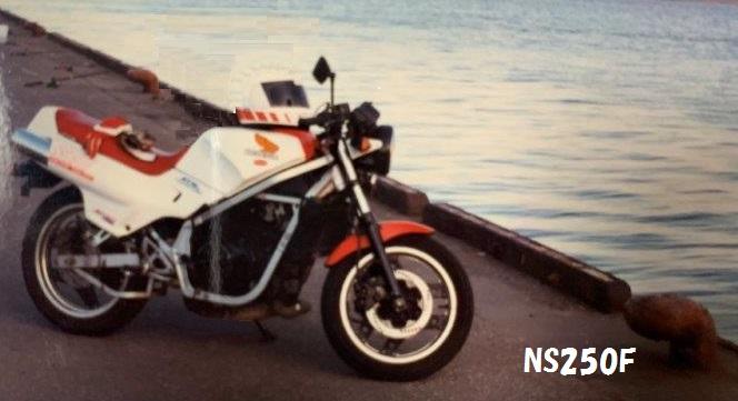 TAKAZO1020さんのNS250F