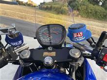 くろペガさんのGSX1200S KATANA (カタナ) インテリア画像