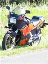 Rider.Shunさんのrg250ガンマ ウオルターウルフ メイン画像