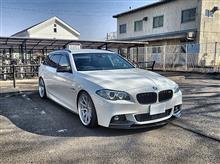 Koi-48...@さんの愛車:BMW 5シリーズ ツーリング