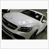 REVOLTさんのAMG C63 Perfomance Package