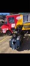爆龍さんのFLHX ストリート グライド リア画像