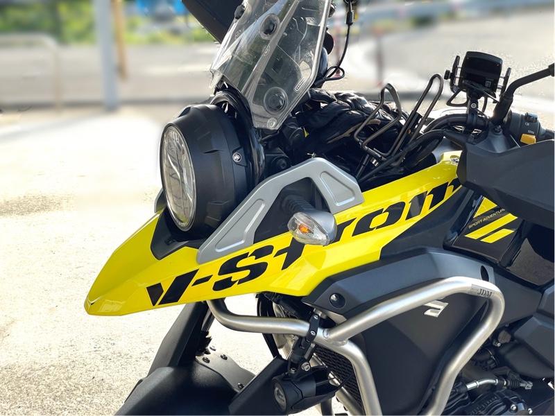 スズキ V-Strom 250