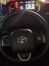 「かい」さんのジャパンタクシー インテリア画像