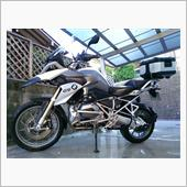 toppy@トゥアレグ乗りさんのR1200GS-LC