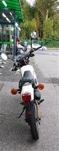 クマおやじさんのハスラー50(TS50) リア画像