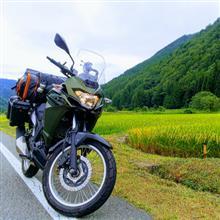 きなこKさんのVERSYS-X 250 ABS TOURER メイン画像