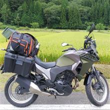 きなこKさんのVERSYS-X 250 ABS TOURER 左サイド画像