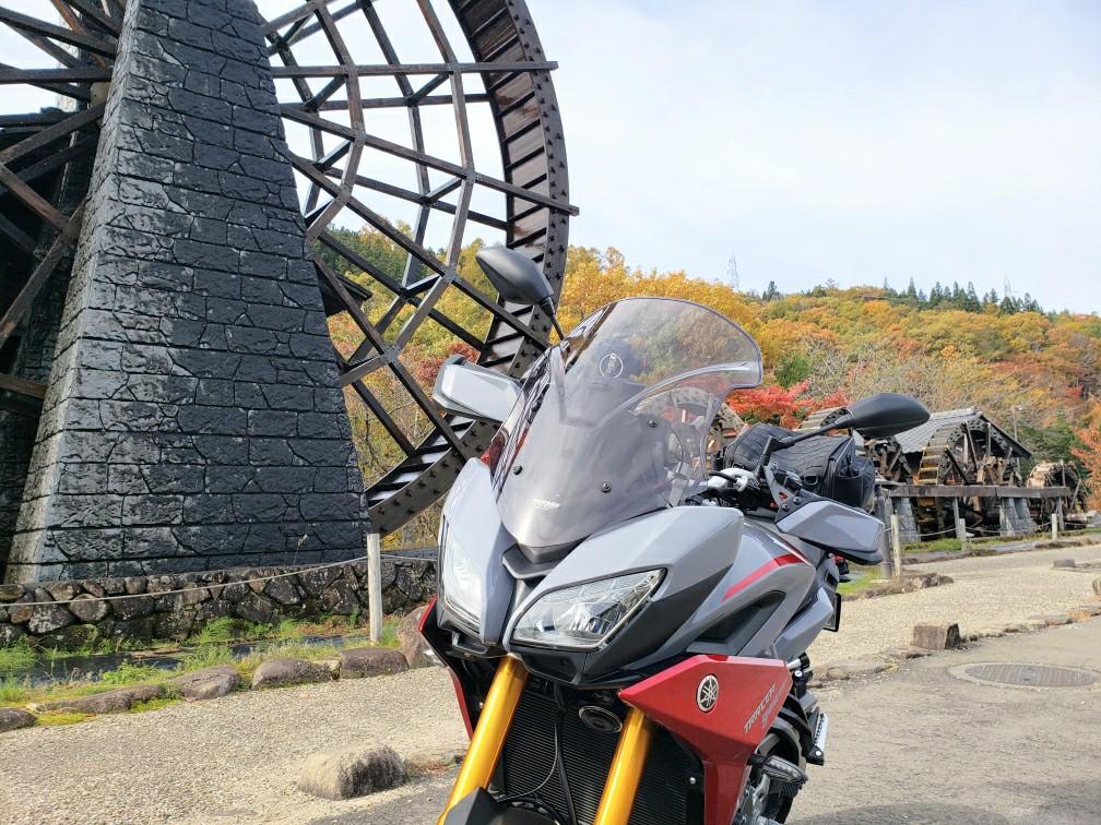 ヤマハ TRACER900