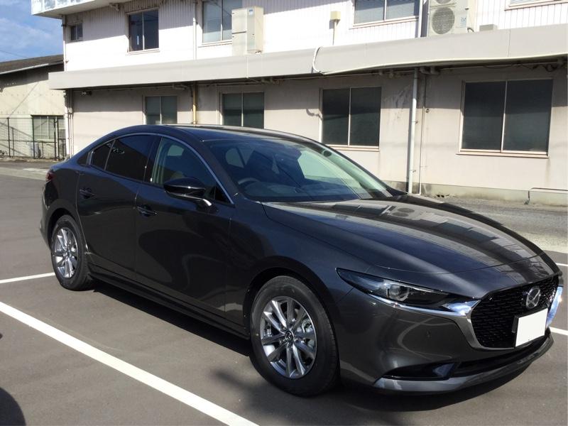 マツダ Mazda 3(海外モデル)