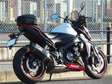 Ken2aさんのGSX-S1000 ABS 左サイド画像