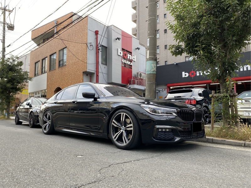 BMW 7シリーズ プラグインハイブリッド