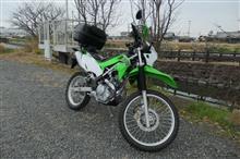 みきとんさんのKLX230