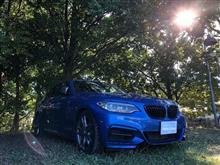 natty0さんの愛車:BMW 2シリーズ クーペ