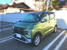 キンパルさんの愛車:三菱 eKクロス