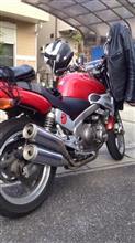 ナオジン55さんのFZX250 ZeaL (ジール) 左サイド画像