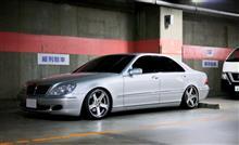 h!!!royaさんの愛車:メルセデス・ベンツ Sクラス