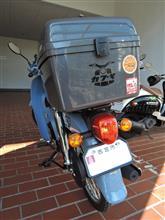 Yoshikenさんのスーパーカブ50(AA09型) リア画像
