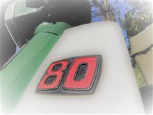 くまたろうの車庫さんのバーディー80 メイン画像