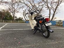 タカちゃん04さんのスーパーカブ50 STD リア画像